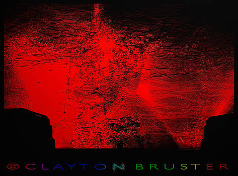 Clayton Bruster - Lava Fountain