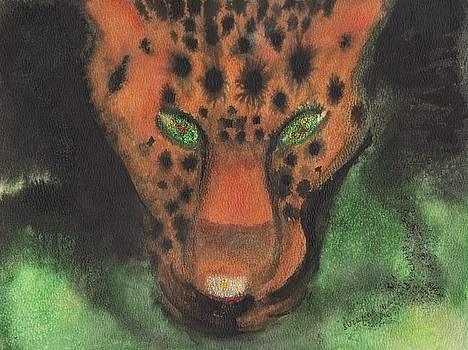 Suzanne  Marie Leclair - Leopard