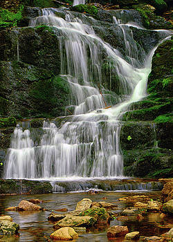Raymond Salani III - Lower Buttermilk Falls