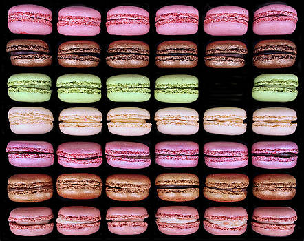 Nikolyn McDonald - Macarons - One Missing