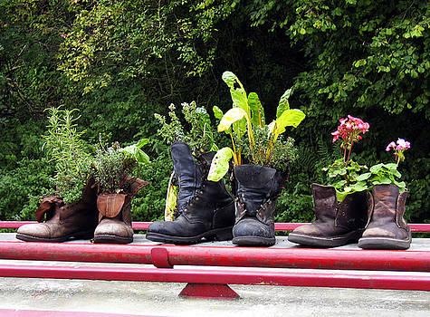 Kurt Van Wagner - Me Garden Boots
