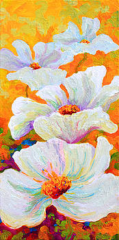 Marion Rose - Meadow Angels - White Poppies