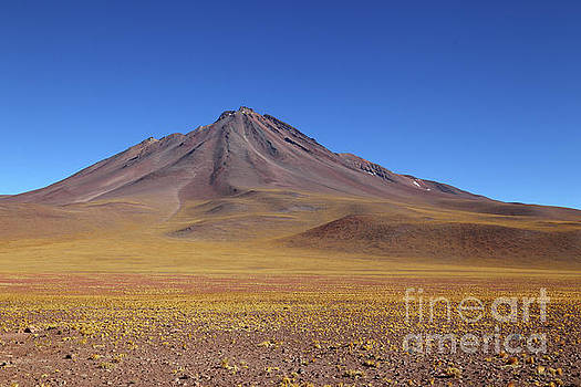 James Brunker - Miniques Volcano and High Altitude Desert Chile