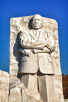 Val Black Russian Tourchin - MLK Memorial in Color