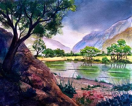 Frank SantAgata - Mountain Lake Memories