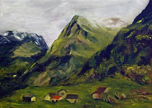 Roseann Gilmore - Mountain Meadow