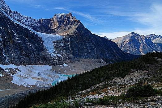 Larry Ricker - Mountains and Glaciers