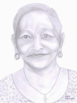 Xafira Mendonsa - My Mother