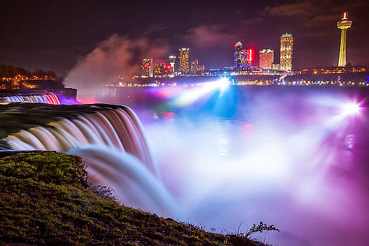 Adam Pender - Niagara Night