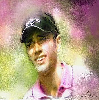 Miki De Goodaboom - Nick Dougherty in The Golf Trophee Hassan II in Morocco