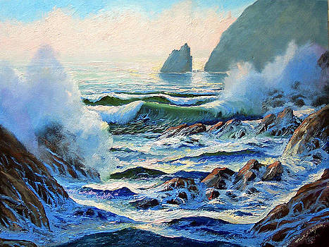 Frank Wilson - North Coast Surf