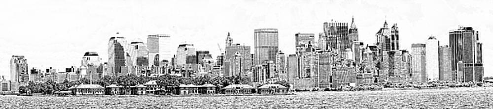 Chuck Kuhn - NYC Pano