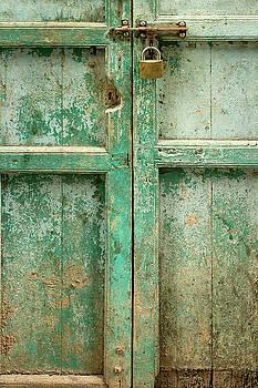 Adam Romanowicz - Old Door
