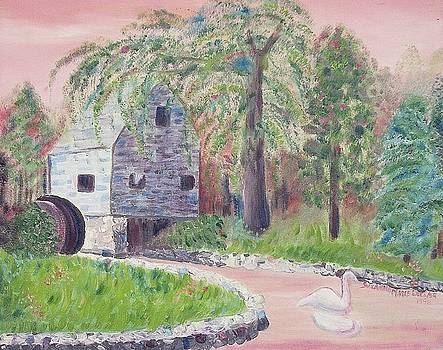 Suzanne  Marie Leclair - Old Grist Mill