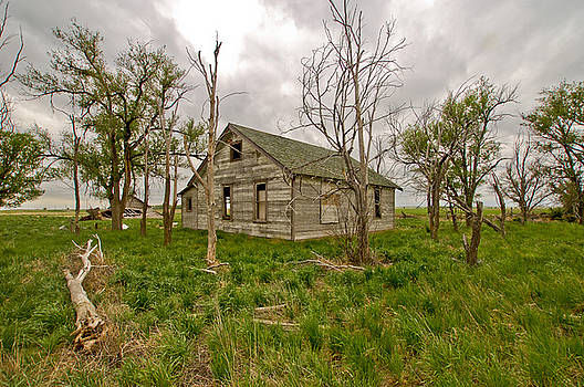 James Steele - Old House Pawnee Grasslands. Co