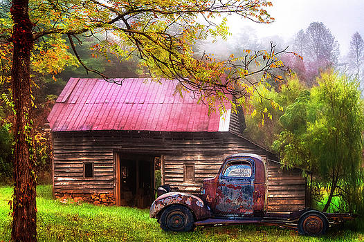 Debra and Dave Vanderlaan - Old Smoky Truck and Barn