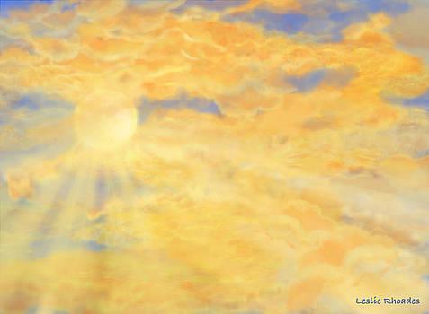 Leslie Rhoades - Orange Peak