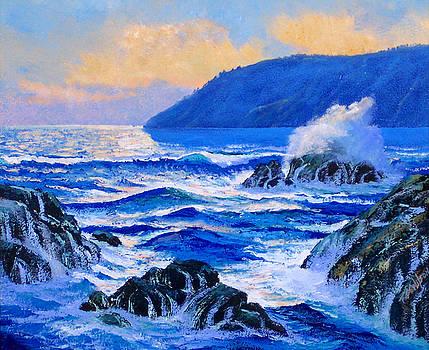 Frank Wilson - Pacific Sunset