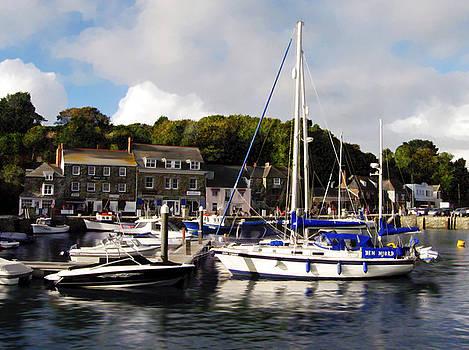 Kurt Van Wagner - Padstow Harbor Cornwall UK