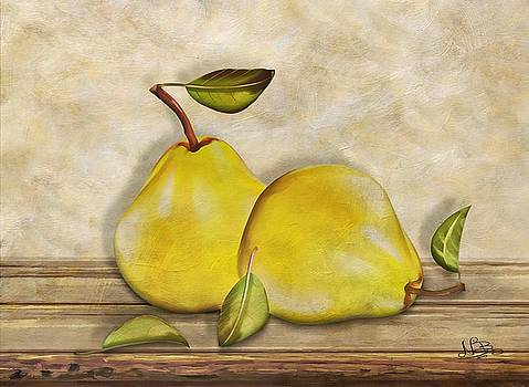 Nina Bradica - Pair of Pears