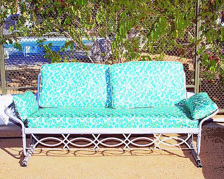 William Dey - PATIO INVITATION Palm Springs