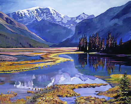 David Lloyd Glover -  PEACEFUL RIVER VALLEY