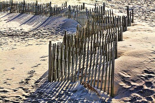 Chuck Kuhn - Picket Fences II