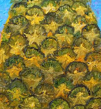 Anne Cameron Cutri - Pineapple angels