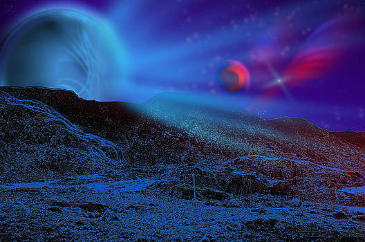 Svetlana Sewell - Planet X