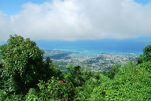 Heather Kirk - Puerto Plata Mountain View of the Sea
