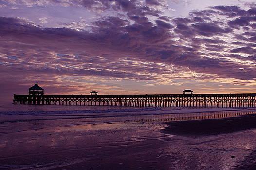 Bonnes Eyes Fine Art Photography - Purple Sunset