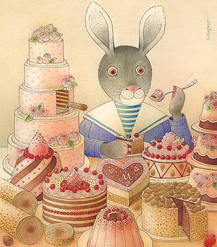 Kestutis Kasparavicius - Rabbit Marcus the Great 01