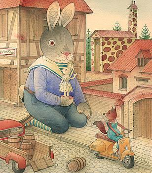 Kestutis Kasparavicius - Rabbit Marcus the Great 03