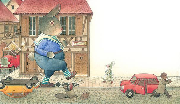Kestutis Kasparavicius - Rabbit Marcus the Great 19