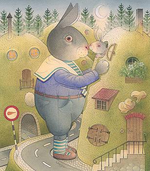 Kestutis Kasparavicius - Rabbit Marcus the Great 25