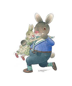 Kestutis Kasparavicius - Rabbit Marcus the Great 28