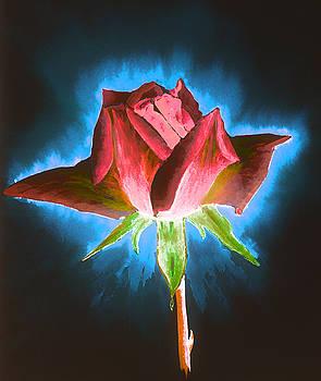 Svetlana Sewell - Red Rose