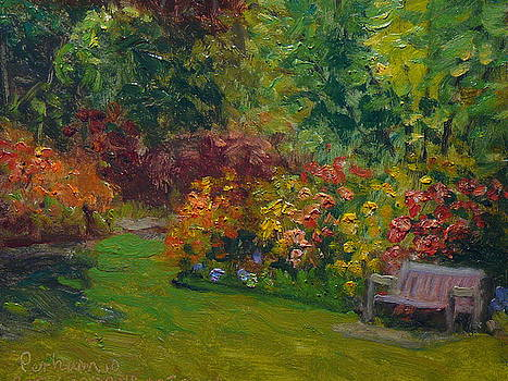 Terry Perham - Rhododendron Dell