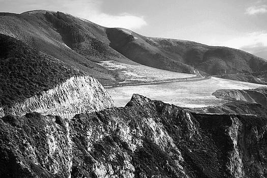 Chuck Kuhn - Road to Big Sur BlkWht