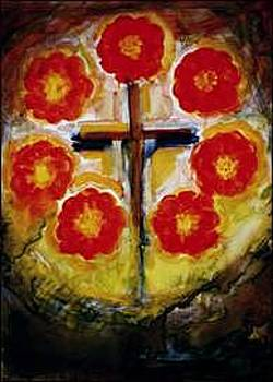 Stephen Hawks - Rose Cross