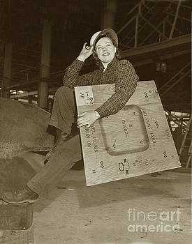California Views Mr Pat Hathaway Archives - Rosie the Riveter Circa 1945