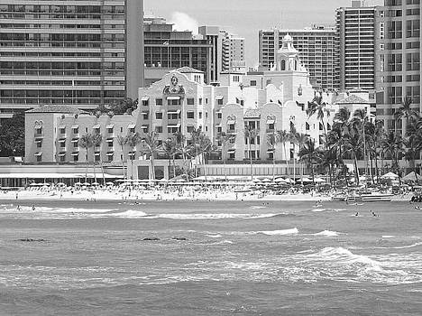 Mary Deal - Royal Hawaiian Hotel - Waikiki