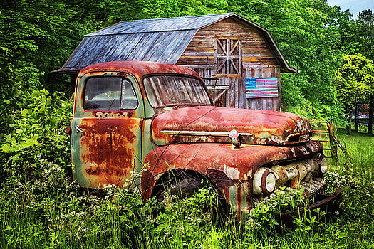 Debra and Dave Vanderlaan - Rusty American Ford