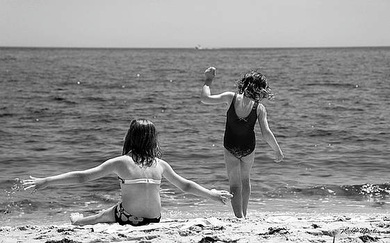 Michelle Wiarda - Sand Dancers