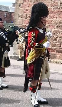 Yvonne Ayoub - Scotland Seaforth Highlander