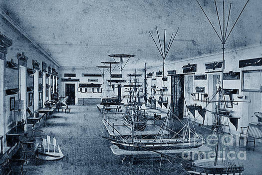 California Views Mr Pat Hathaway Archives - Seamanship Room at U S Naval Academy 1870
