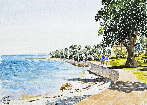 Svetlana Sewell - Seaside Town