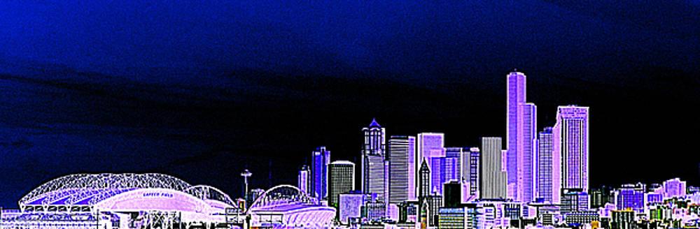 Nick Gustafson - Seattle Blue 2