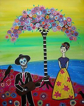 PRISTINE CARTERA TURKUS - Serenading Frida