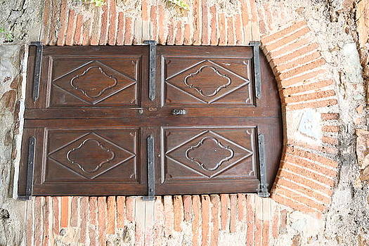 Chuck Kuhn - Southern France Old Door